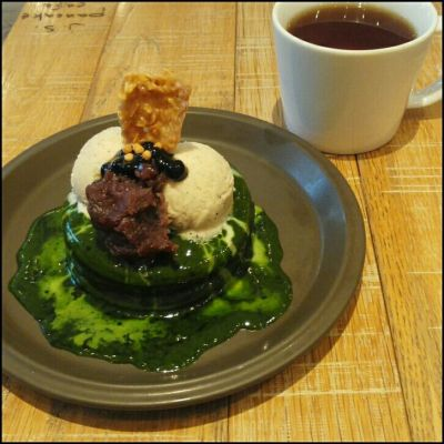 j.s. pancake cafe ラゾーナ川崎店の口コミ
