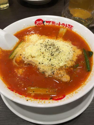 太陽のトマト麺 本所吾妻橋スカイツリー店