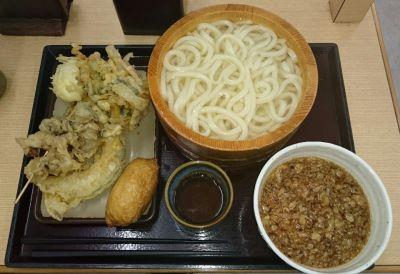 四代目横井製麺所 多摩境店