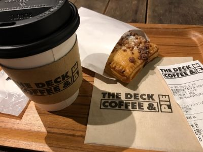 THE DECK COFFEE & PIE ザ デック コーヒー & パイ