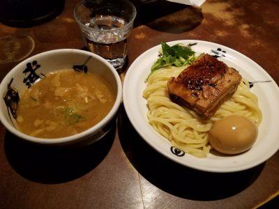 麺屋武蔵 武仁