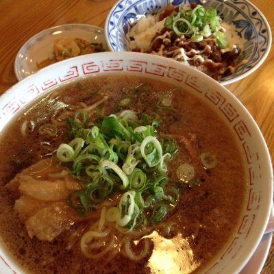 熱烈タンタン麺 一番亭 多度店