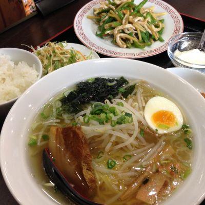 中華料理 食べ福