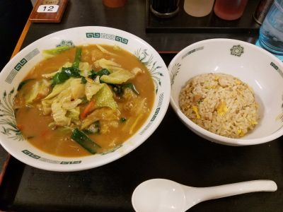 日高屋 神田南口店