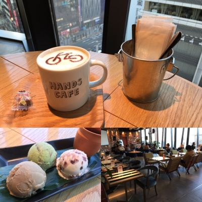 HANDS EXPO CAFE (ハンズ エキスポ カフェ)