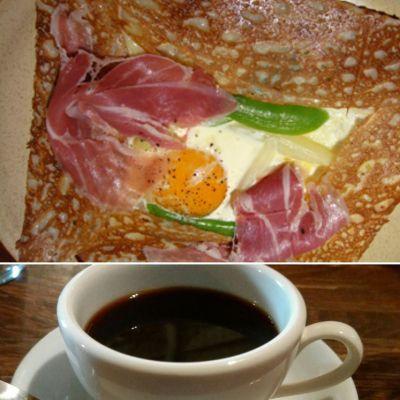 ブレッツカフェ クレープリー 新宿店の口コミ