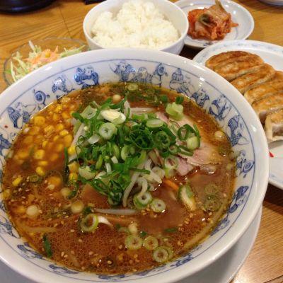 熱烈タンタン麺 一番亭 三重大北店の口コミ