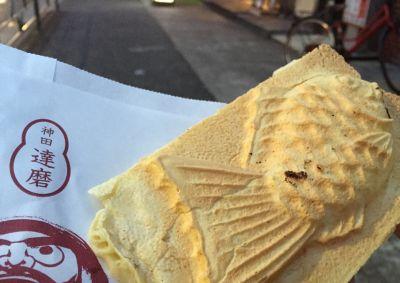 たいやき 神田達磨 恵比寿店