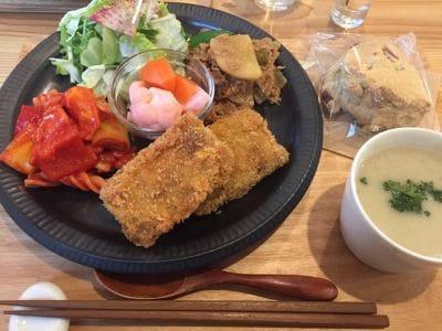 お豆腐マフィン&豆乳スコーンGuruatsuぐるあつの口コミ