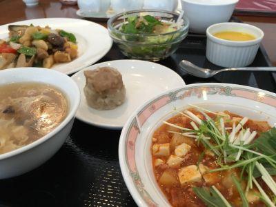 中国料理 緑花ルファ