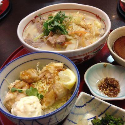 和食麺処 サガミ バイパス伊勢店