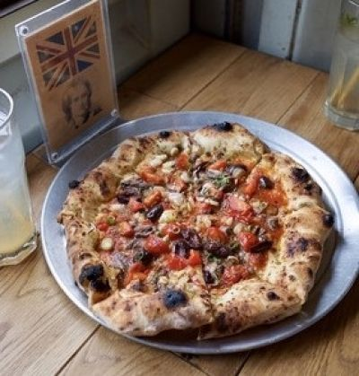 cafe Ocean 石窯 Pizza Craft Beer