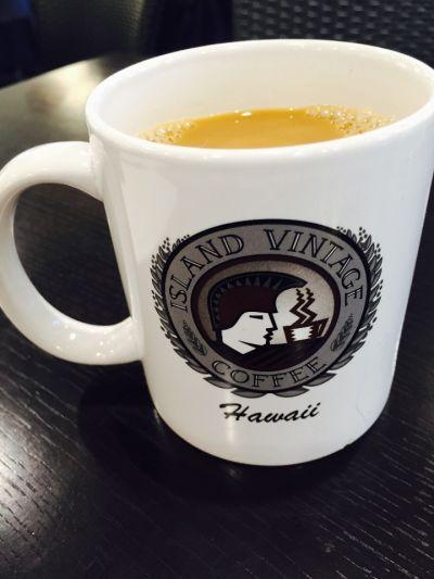 ISLAND VINTAGE COFFEE 表参道店の口コミ
