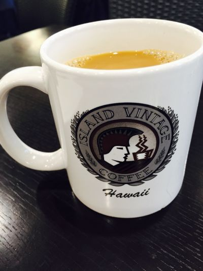 ISLAND VINTAGE COFFEE 表参道店