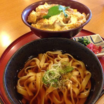 和食麺処 サガミ 松阪川井店