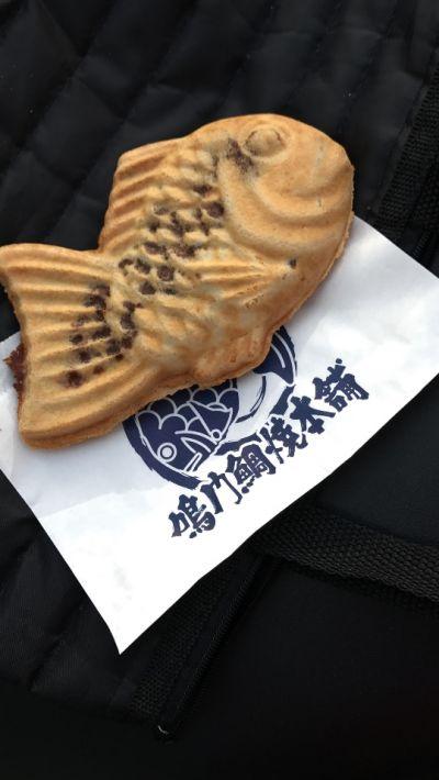 鳴門鯛焼本舗 日本橋人形町店の口コミ