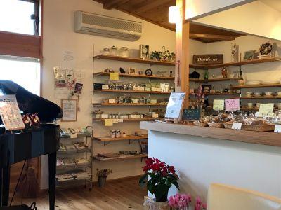 ガーデンカフェ ボヌール