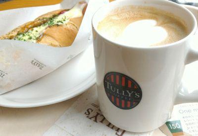 タリーズコーヒー 淡路町店