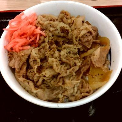 松屋 赤羽東口店の口コミ