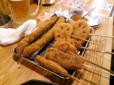 名物串カツ田中 菊名店の口コミ