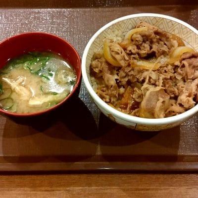 すき家 亀戸駅北口店