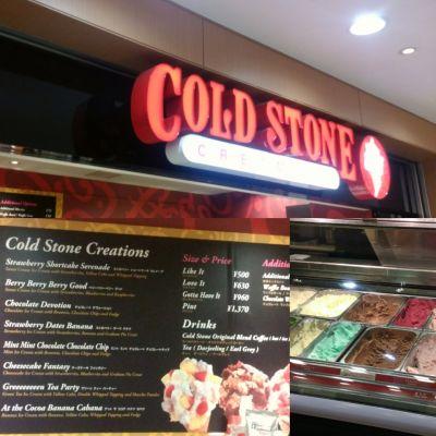 コールドストーンクリーマリー 渋谷マークシティ店