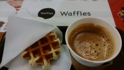 Waffles 渋谷マークシティ店