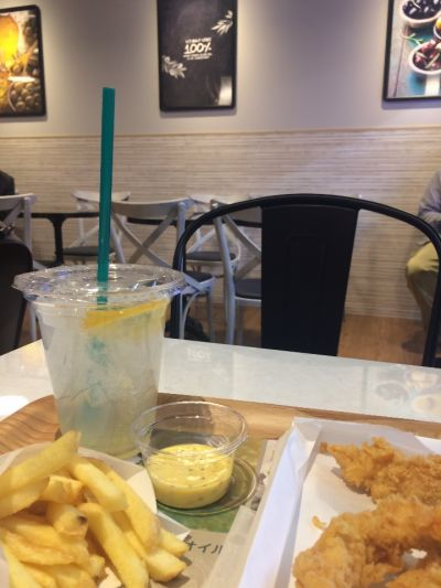 bb.q OLIVE CHICKEN cafe 大鳥居店