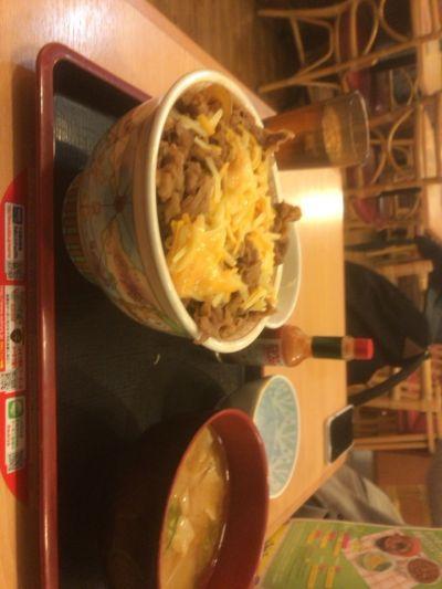 すき家 129号厚木IC店