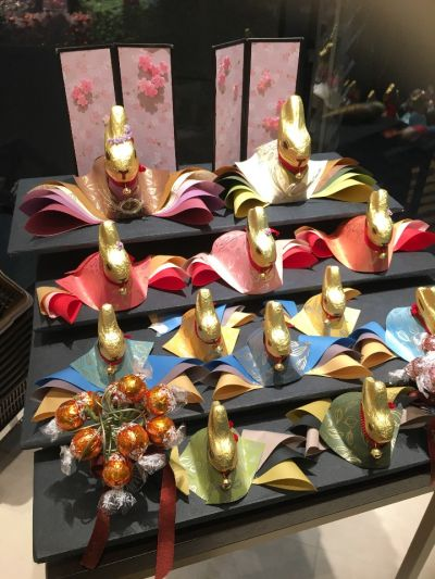 リンツ ショコラカフェ 京都四条通り店