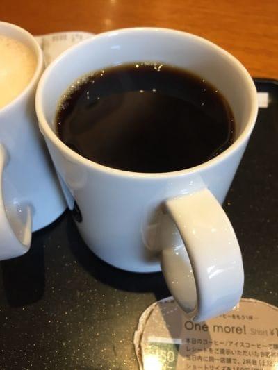 タリーズコーヒー 上野の森さくらテラス店