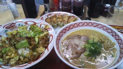餃子の一番亭 松野店
