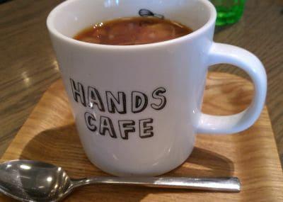 ハンズカフェ 東急プラザ表参道原宿の口コミ