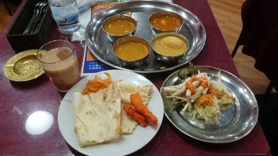 インド料理 SHAKTI