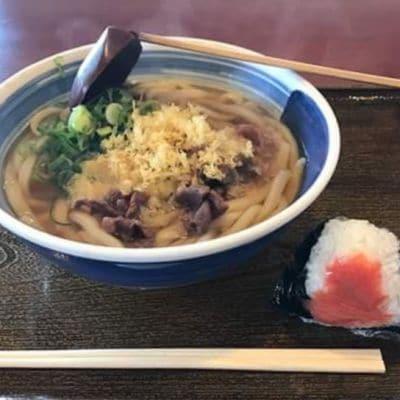 中山製麺所 津店
