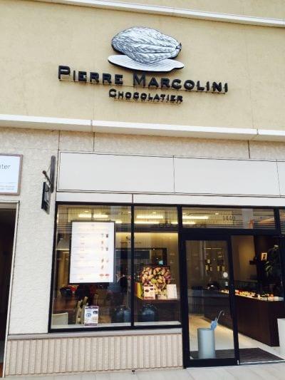 PIERRE MARCOLINI 酒々井プレミアムアウトレット店
