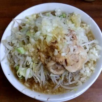 ラーメン麺徳 東上野店の口コミ