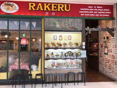 ラケル ららぽーと横浜店