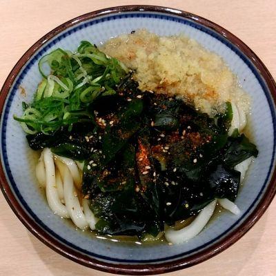 讃岐製麺麦まる 大森イトーヨーカドー店