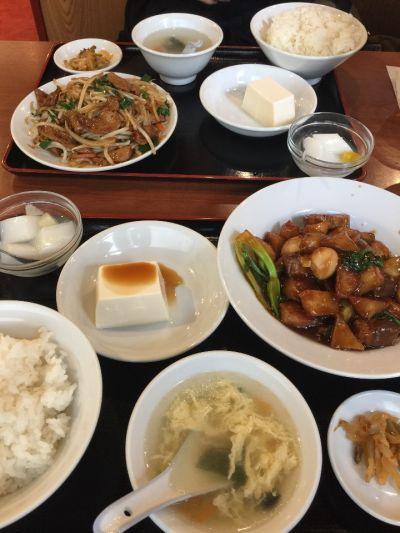 中華料理 楽宴