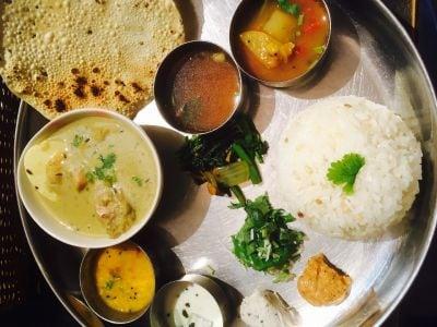 南インド料理 葉菜