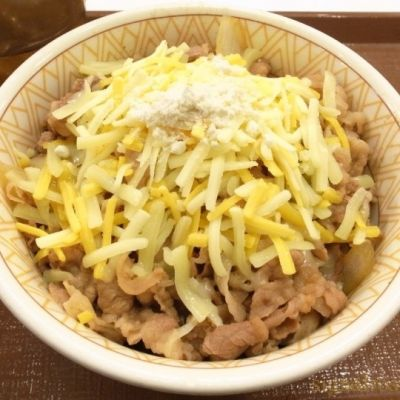 すき家 1国朝日店