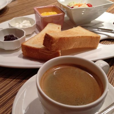 Coffee Shop カフェプラザ
