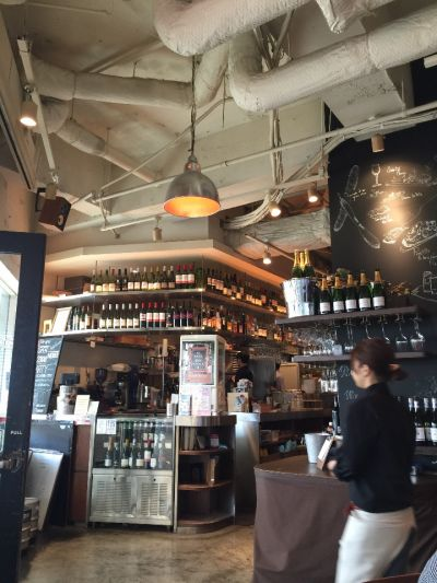 WIRED CAFE Dining Lounge Wing 高輪店