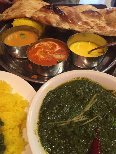 インド&パキスタン レストランチェーン  シディーク 水天宮前店