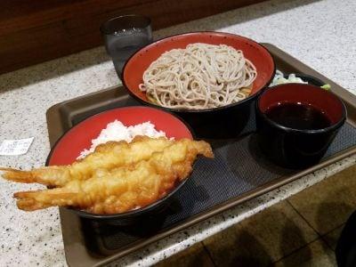 名代 富士そば 神谷町店