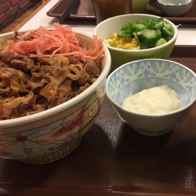 すき家 四日市塩浜店