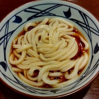 丸亀製麺 新宿NSビル店の口コミ