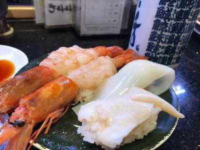 回し寿司 活美登利 目黒店