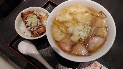 喜多方 坂内ラーメン 大手町店